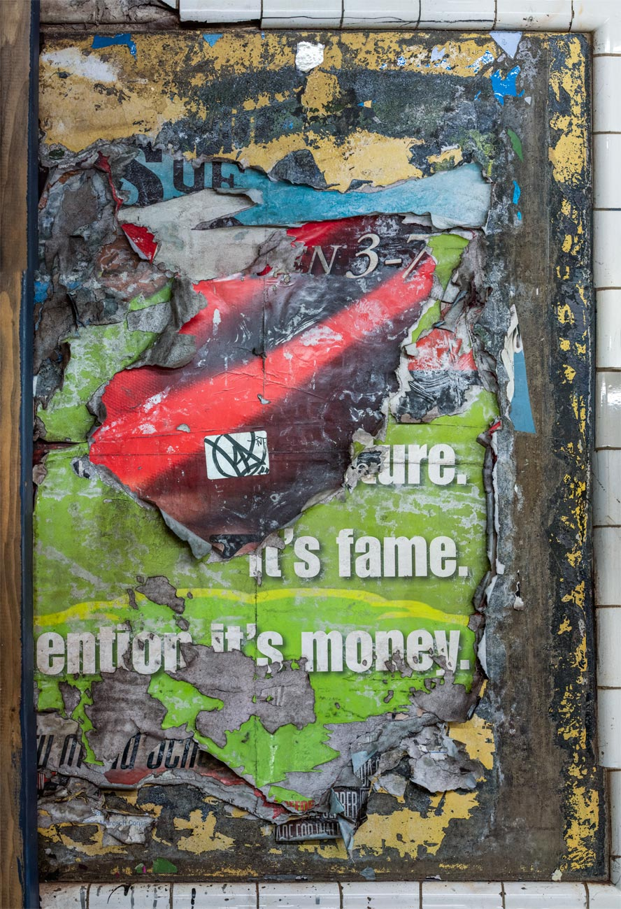 it's fame, Northern Blvd., IND Queens Blvd. Line